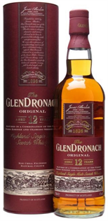 Glendronach Scotch Single Malt 12 Year Original 750ml